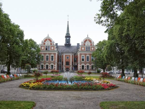 En vandring genom Söderhamns historia
