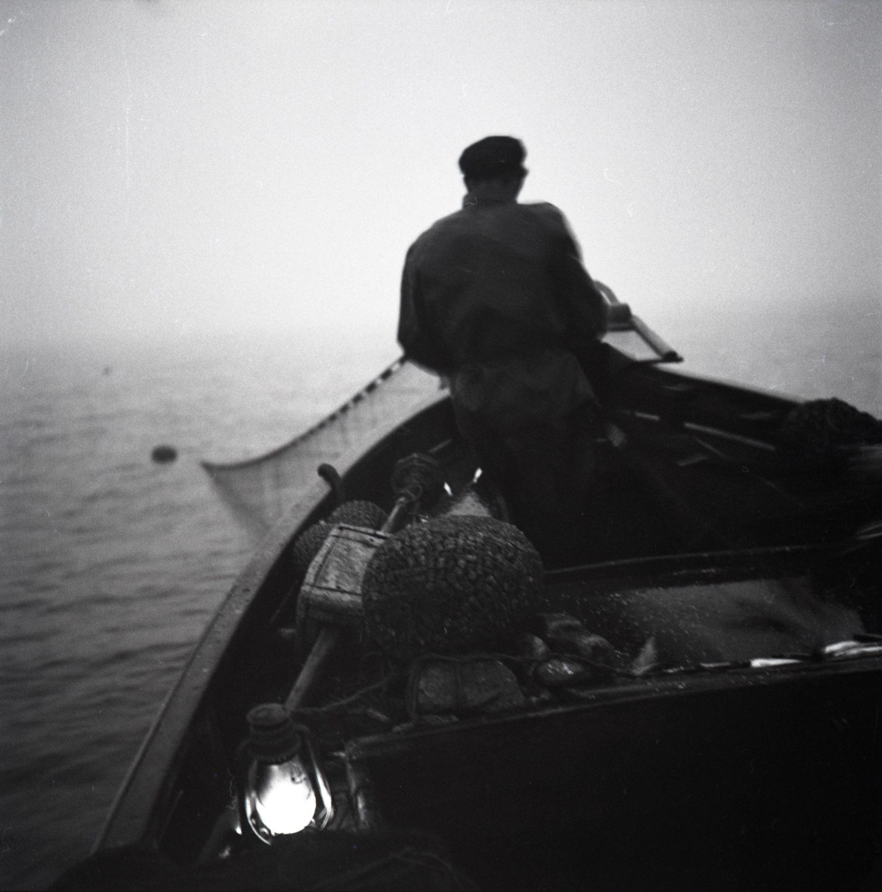 Fiskare i eka