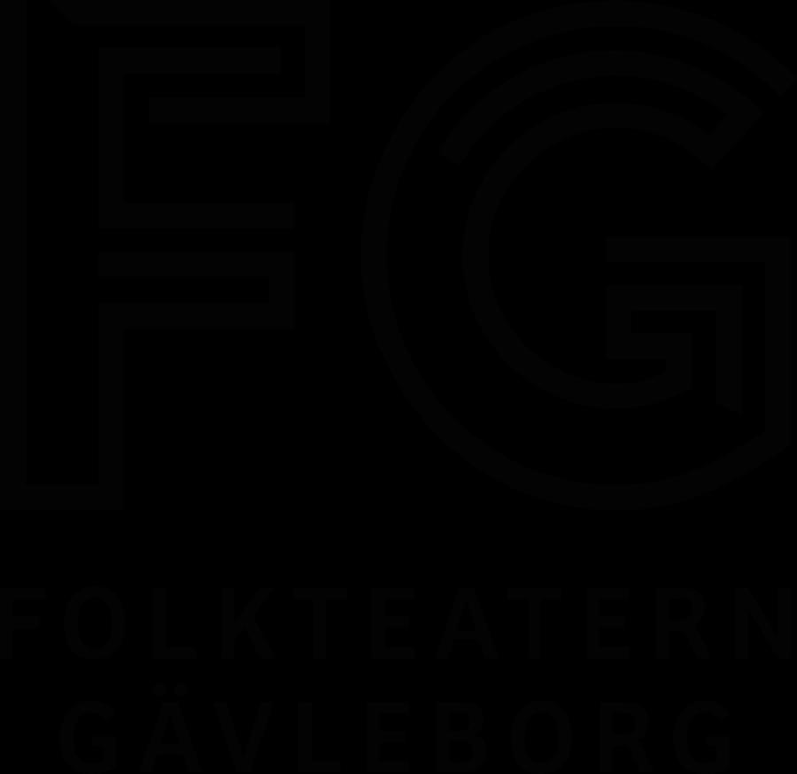 Folkteatern Gävleborgs logotyp
