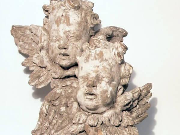 På flykt med barockens änglar