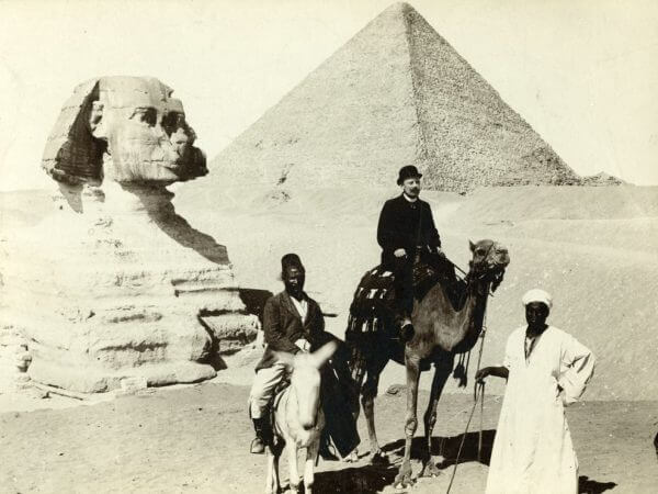 Kamelens ryttare