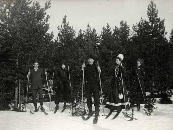 Nationell skidutflykt