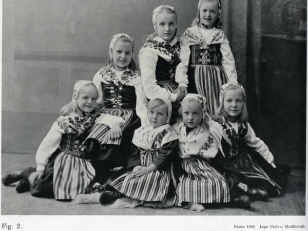 Sju systrar