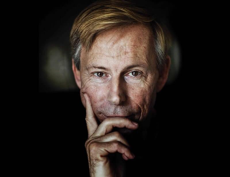 Porträttbild föreställande Anders Kompass.