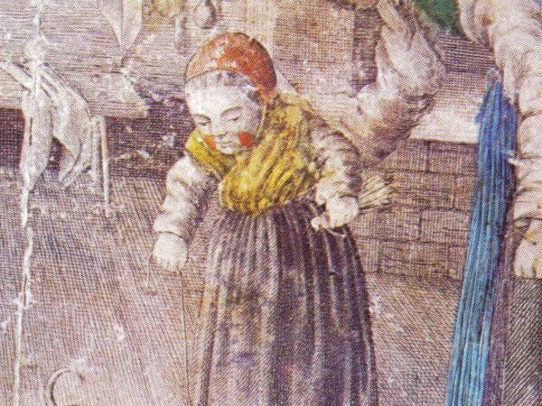 Liten blir stor – Barnens kläder i folklig dräkt