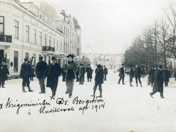 Dr Östmans arkiv