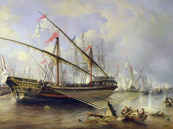 1721 – De ryska bränderna