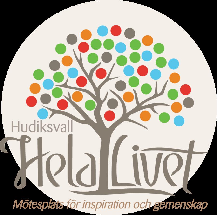 Hudiksvall Hela Livets logotyp