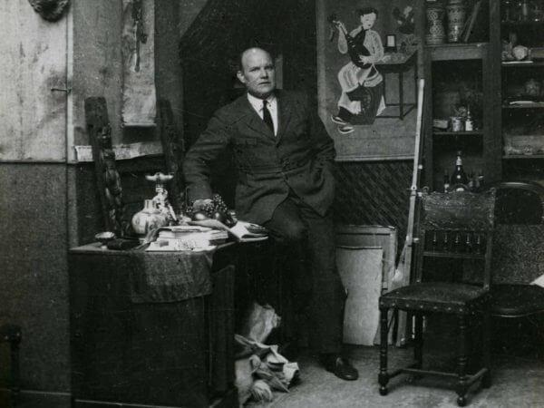 John Sten – 1917
