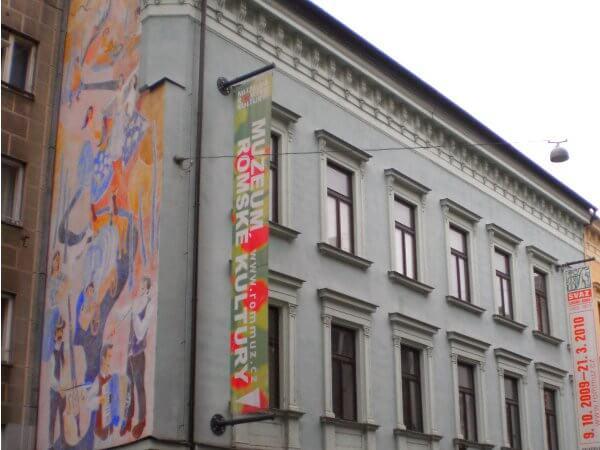 Rommuz, Muzeum Romské Kultury
