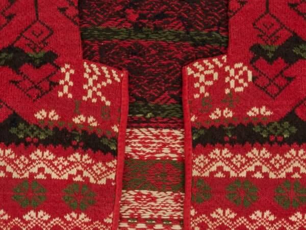 Rosärmatröjor och rödlångluvor